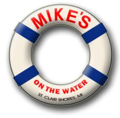 One of our favorite local haunts.  Mike's on the Water - St. Clair Shores, MI