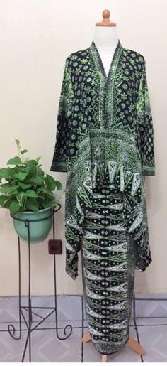 Batik jupri palembang