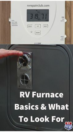 One of the best parts about camping in an RV instead of a tent is that you can do it all year round. While in a tent you're subject to the whims of Mother Nature, but your RV will always be cozy because of insulation and a working furnace. Much like a house furnace, an RV furnace has a central spot that creates the heat and a series of ducts or tubes that carry the warm air into the various parts of the interior. Rv Trailers, Travel Trailers, Rv Camping, Glamping, Rv Travel, Travel Tips, Home Furnace, Rv Videos, Rv Interior
