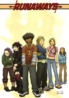Runaways Vol. 1, by Brian K. Vaughan and Adrian Alphona | 19 Comic Books Perfect For Turning You Into A Comics Reader