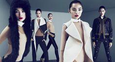 5 supermodelet kineze në pasarelat botërore -