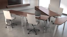 Image result for pull apart conference table