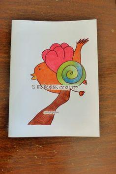Libro per bambini  testi e illustrazioni Matite di RossoViola, €4.90