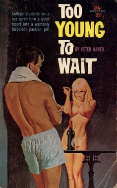 Too Young to Wait by Peter Kanto (1966)