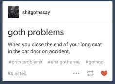 #GothGoth #GothMemes