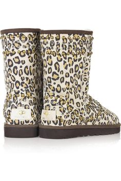jimmy choo uggs!!