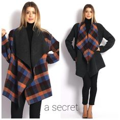 Çift taraflı palto www.asecret.com.tr