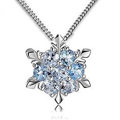 Women Girls Jewelry Elsa Frozen Snowflake Sterling Silver... https://www.amazon.com/dp/B00NRBMOAS/ref=cm_sw_r_pi_awdb_x_LGe1ybY702ZJ8