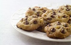 Recette de Recette de Biscuits aux grains de chocolat CHIPITS