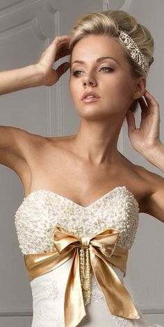Marchesa wedding dress anyone?