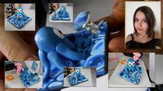 0105 - Vidéo - Tuto - Swap créatif avec Bludella - 5 sur 7 - Le poulpe, ...