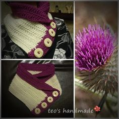 teo's handmade: Crochet Cowls for Women's Crochet Cowls, Handmade, Women, Fashion, Moda, Hand Made, Fashion Styles, Fashion Illustrations, Handarbeit