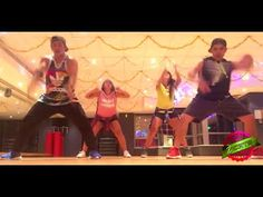 That's What I Like - Bruno Mars ( ZumbaⓇ Fitness Choreo ) - YouTube