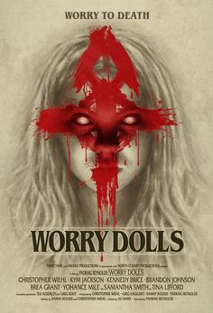 Worry Dolls (2015) movie poster