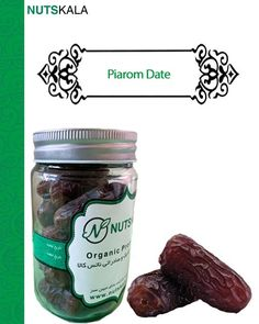 Nutskala Piarom Dates Piarom Date is replete with protein and other mineral substances and has high-quality nutritious value. It has fiber that is very beneficial for the digestive system. Piarom is also a rich source of potassium that is so necessary for preventing high blood pressure and strengthens the nerves. Moreover, the date has a high amount of magnesium that is effective for muscles High Blood Pressure, Mineral, Muscles, Dates, Protein, Fiber, Organic, Rage, Hypertension Blood Pressure