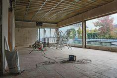 So sah es im Mamma Mia noch vor Kurzem aus. #Restaurant #Umbau #Renovation #Arlesheim #Cafe #Bar #Lounge
