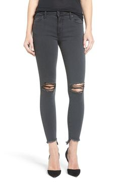 Joe's Jeans Blondie Destroyed Ankle Skinny Jeans (Brie) available at #Nordstrom