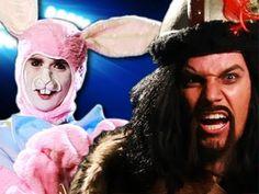 Easter Bunny VS Genghis Khan