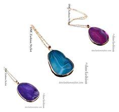 """Reiki Gemstone 💎 Necklaces Buy @DMC Fashion Stylist"" by dmcfashionstylist on Polyvore"