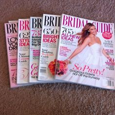 Spotted while shopping on Poshmark: Bridal guide magazines! #poshmark #fashion #shopping #style #bridal guide #Other