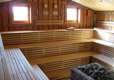 Building a sauna in your basement is made possible with the help of SANI-TRED. Read through the pros and cons of a DIY home sauna over on our website. Basement Sauna, Sauna Room, Basement Waterproofing, Building A Sauna, Finnish Sauna, Steam Sauna, Relaxation Room, Spa Offers, Home Spa