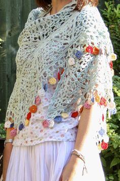 Cherry Heart Shop: Gypsy Shawl