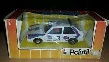 "Rarität 80""er Polistil Champion 1:32 slotcar Lancia Delta S4 Code 43451 ovp"