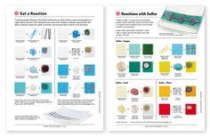 Get a Reaction: Bullseye Reactive Glasses | Kilnforming