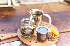 Horké drinky do termosky: Café Brulot na Tchibo blogu