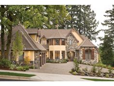 English Stone Cottage House Plans country cottage and garden ~ great pin! for oahu architectural