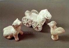Arte romana Civilta romana, I-V secolo d.C. Giocattoli di periodo imperiale.