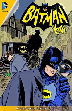 Weird Science: Batman '66 #51 Review