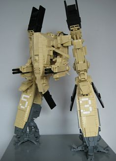 GIANT KILLZONE WALKER : Project 53 by iomedes !..., via Flickr