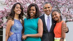 Inside Barack And Mi