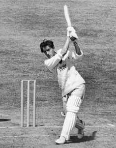 INDIA'S YOUNGEST CAPTAIN EVER: He was born on this day (January 5) in 1941. Mansur Ali Khan, aka the Nawab of Pataudi, was 21 when he was made skipper, after he had represented India in only six Tests. He went on to play 40 more and came to be recognized as one of the finest, if not the finest, captains in the history of Indian cricket. He died in 2011. You can read more about him by clicking on the picture.