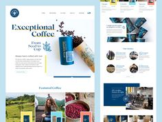PT's Coffee Homepage designed by Jason Kirtley. Connect with them on Dribbble; Coffee Industry, Homepage Design, Website Design Inspiration, Design Ideas, Silver Spring, Show And Tell, Pitch, Banners, Mood