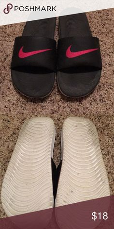 Nike Slip On shoe Warm ones perfect condition super comfortable Nike Shoes Sandals
