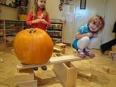 there are many ways to weigh a pumpkin