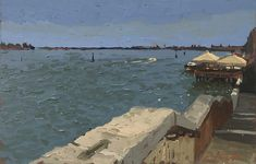 Oil 20 x 30 (38 x 49 cm framed) £675 - or spread the cost, interest-free, over 10 months with Own Art. Part of the Royal Society of Marine Artists Annual Exhibition 2020 at Mall Galleries 30 September to 10 October #MarineArt #AffordableArt #ArtfortheHome #Venice #Holiday #DreamHoliday #RomanticHoliday 30 September, Royal Society, Buy Art Online, Affordable Art, Venice, Galleries, Mall, Britain, Artists