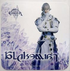 Final Fantasy XIV Class Alchemist Coaster Eorzea Cafe Square Enix Game F/S