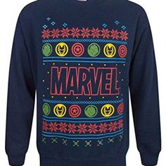 Catégorie Marvel Fabric, Nerd Tshirts, Nerd Memes, Men Logo, Marvel Logo, Hooded Flannel, Nerd Fashion, Ugly Christmas Sweater, Pulls