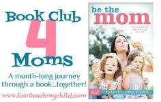 Book Club for Moms Be a Mum