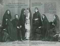 The Seven Sutherland Sisters have a family history story you have to read to believe.READ LATER
