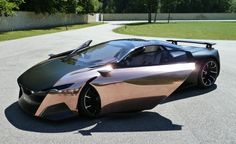 Onyx Diesel-Electric Hybrid Concept To Be Driven At Goodwood