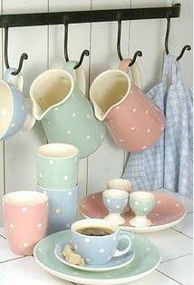 pastel color inspiration