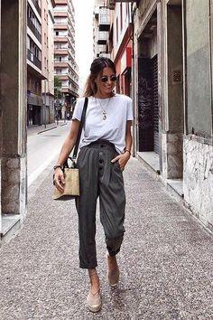Tendances mode éte 2019 a shopper chez zara, mango , h&m, asos, top shop, la re...