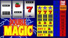 Double Magic - http://www.777online-slots.com/online-slot-double-magic/