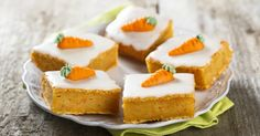Carrot Cake Pie Bars | 12 Tomatoes 050917