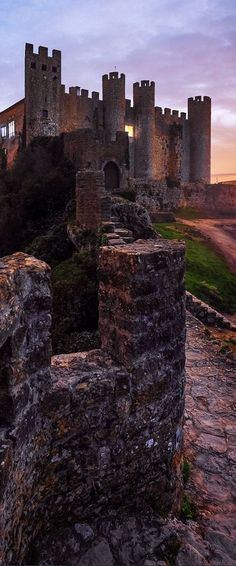 5 PORTUGAL - Óbidos Castle