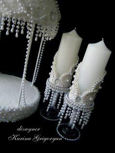 (1) Gallery.ru / Фото #42 - Свадебные свечи - grigoran-karina